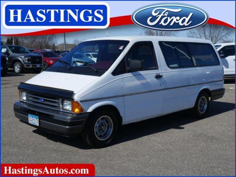 Ford Aerostar 1991 $3887.00 incacar.com