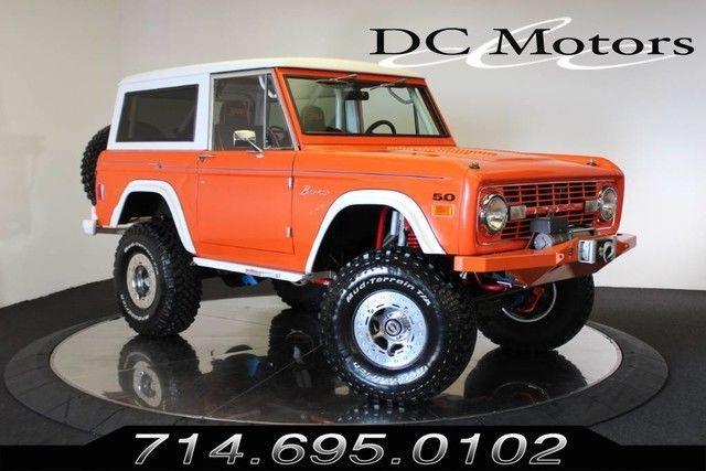 Ford Bronco 1974 $23624.00 incacar.com