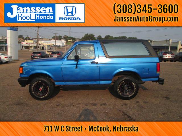 Ford Bronco 1988 $4495.00 incacar.com