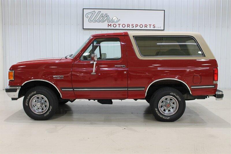 Ford Bronco 1989 $21000.00 incacar.com