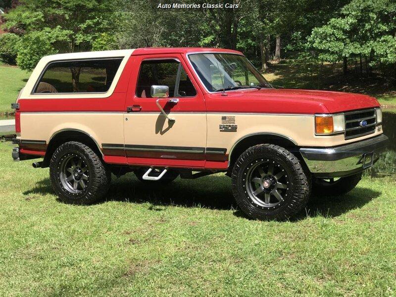 Ford Bronco 1989 $19900.00 incacar.com