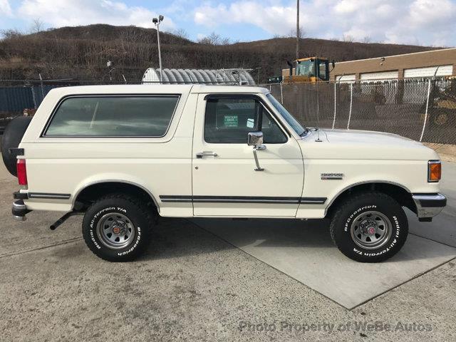 Ford Bronco 1990 $15995.00 incacar.com