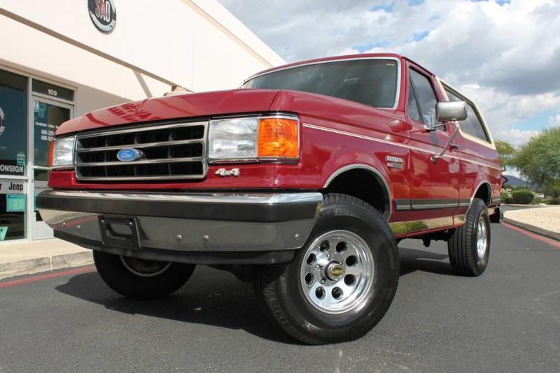 Ford Bronco 1990 $17900.00 incacar.com