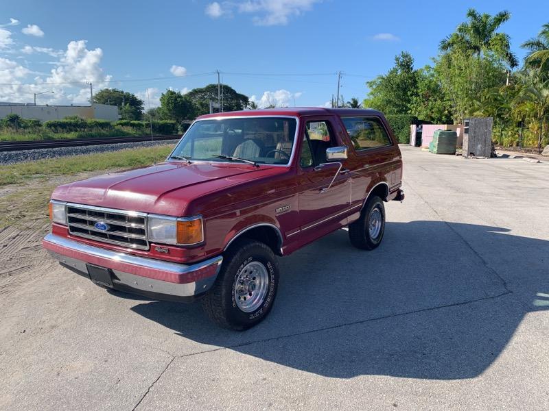Ford Bronco 1991 $10189.00 incacar.com