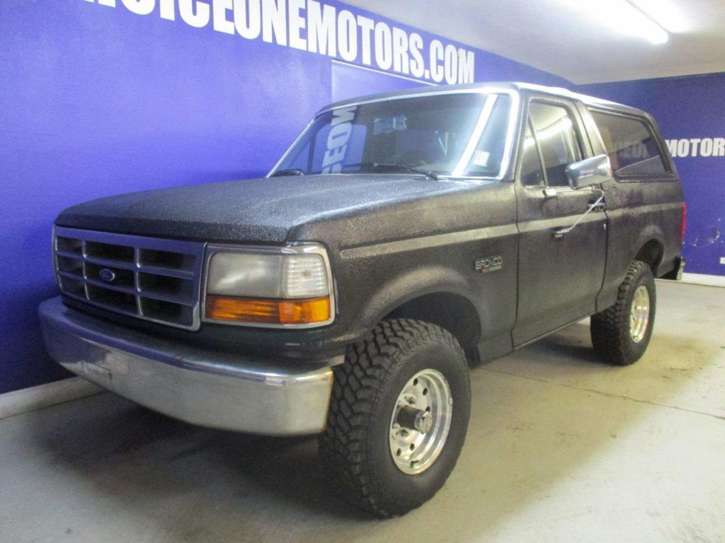 Ford Bronco 1993 $3995.00 incacar.com