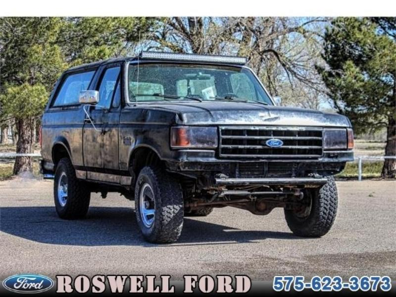 Ford Bronco 1993 $7869.00 incacar.com
