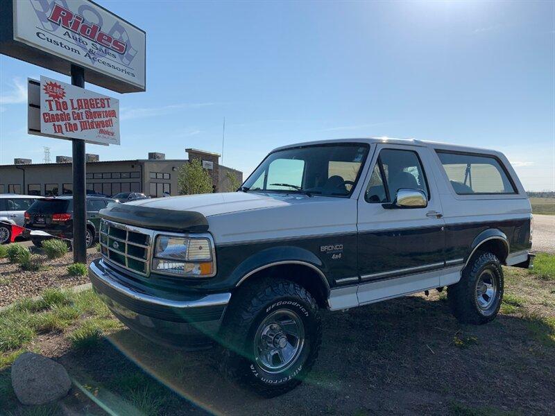 Ford Bronco 1994 $15890.00 incacar.com