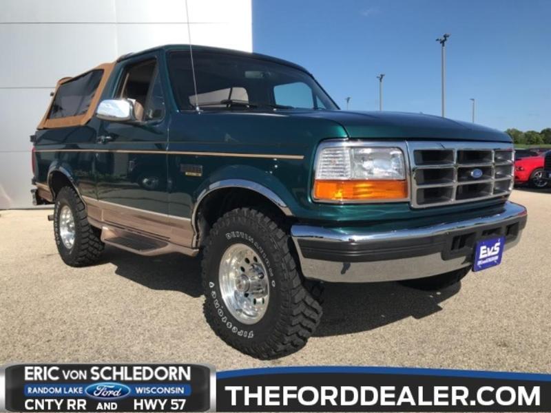 Ford Bronco 1996 $21995.00 incacar.com