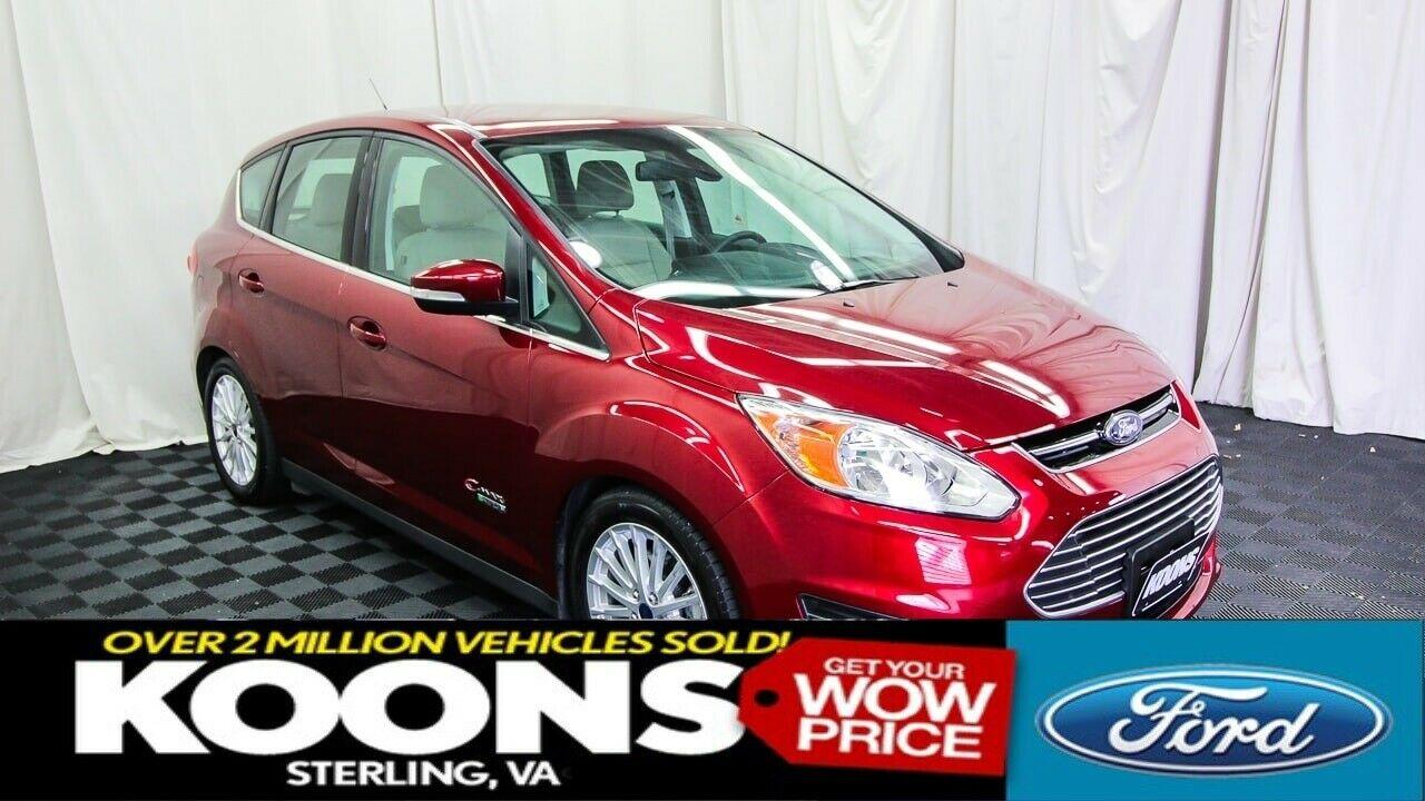 Ford C-MAX 2016 $14580.00 incacar.com