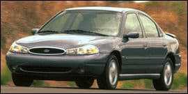Ford Contour 1999 $3999.00 incacar.com