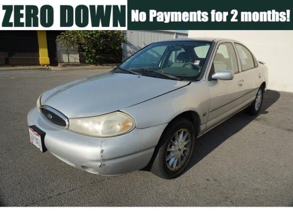 Ford Contour 1999 $1500.00 incacar.com