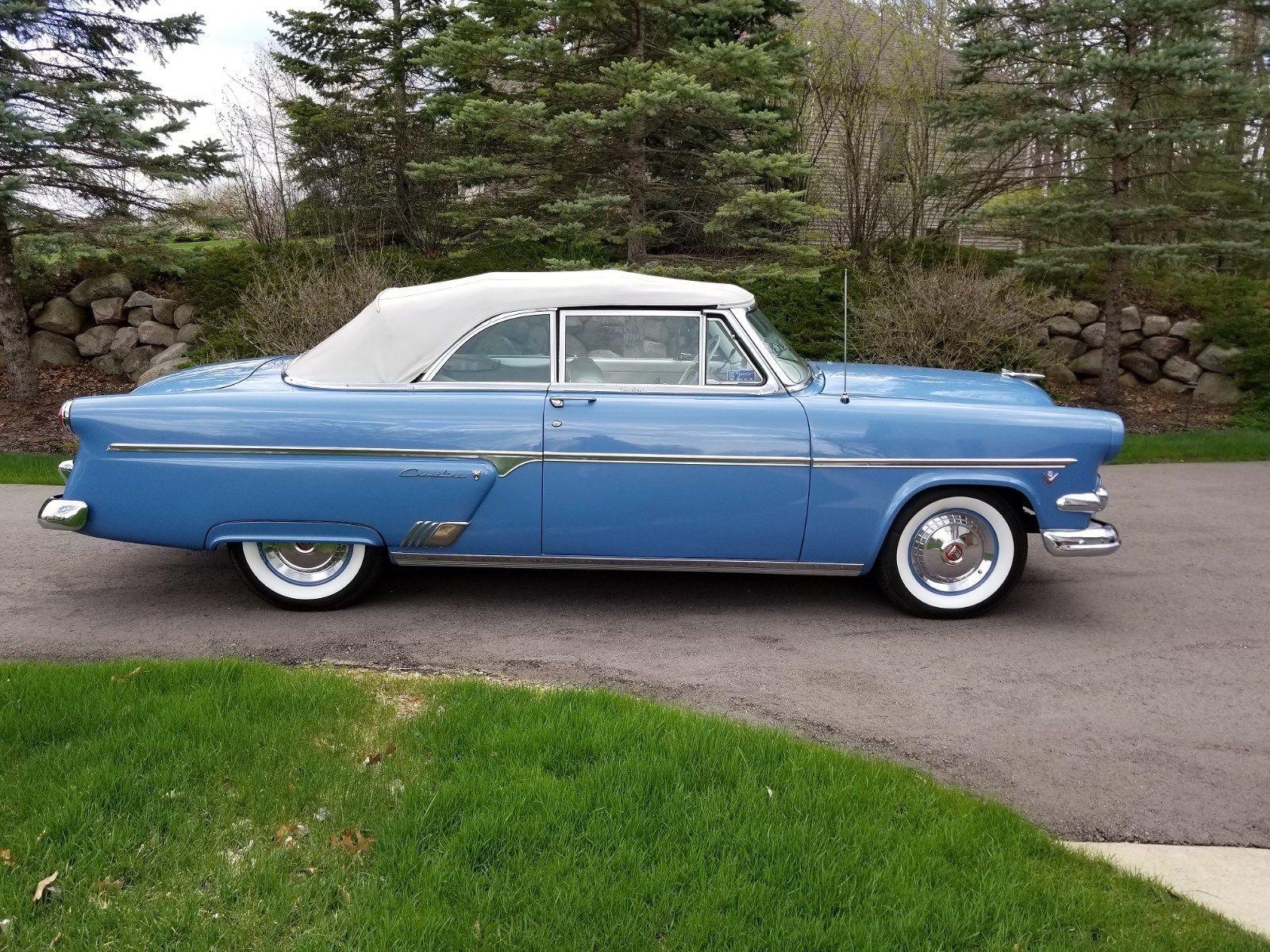 Ford Crestline 1954 $28201.00 incacar.com