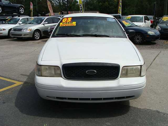 Ford Crown Victoria 2003 $795.00 incacar.com
