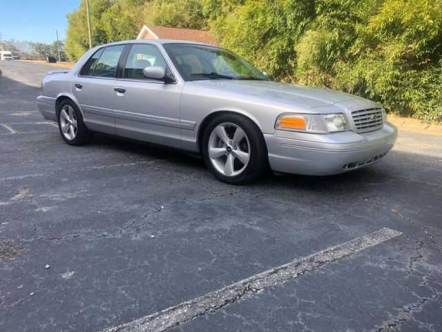 used Ford Crown Victoria 2003 vin: 2FAFP74W63X151319
