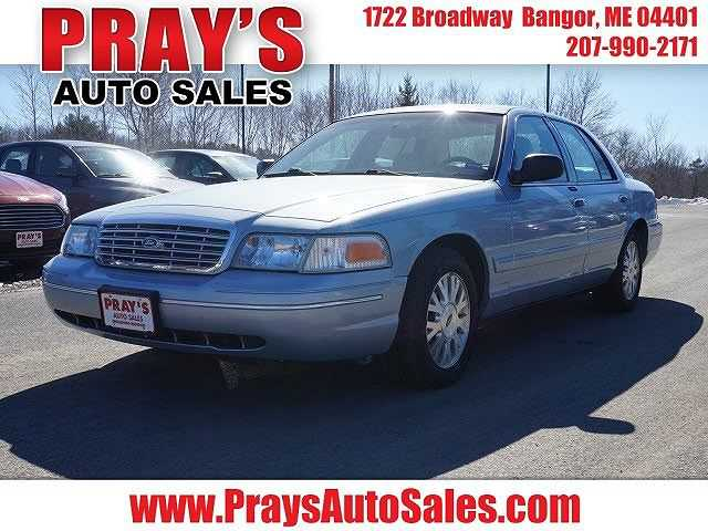 Ford Crown Victoria 2005 $6995.00 incacar.com