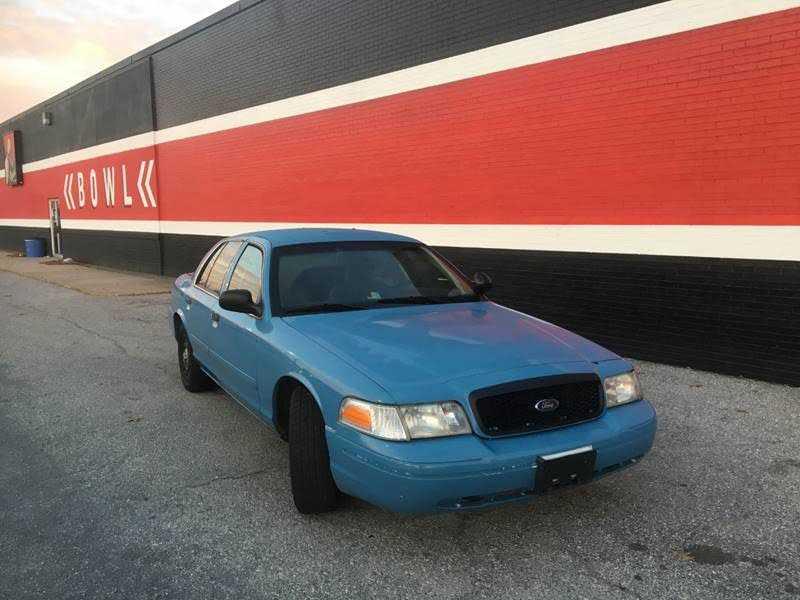 Ford Crown Victoria 2007 $1499.00 incacar.com