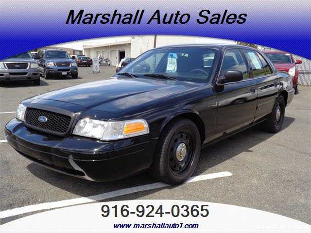 Ford Crown Victoria 2011 $3699.00 incacar.com