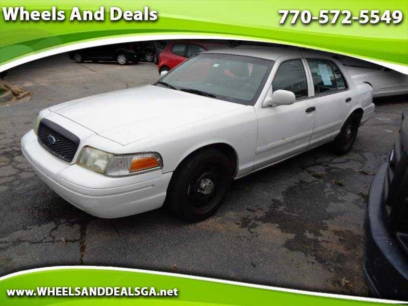 Ford Crown Victoria 2011 $3900.00 incacar.com