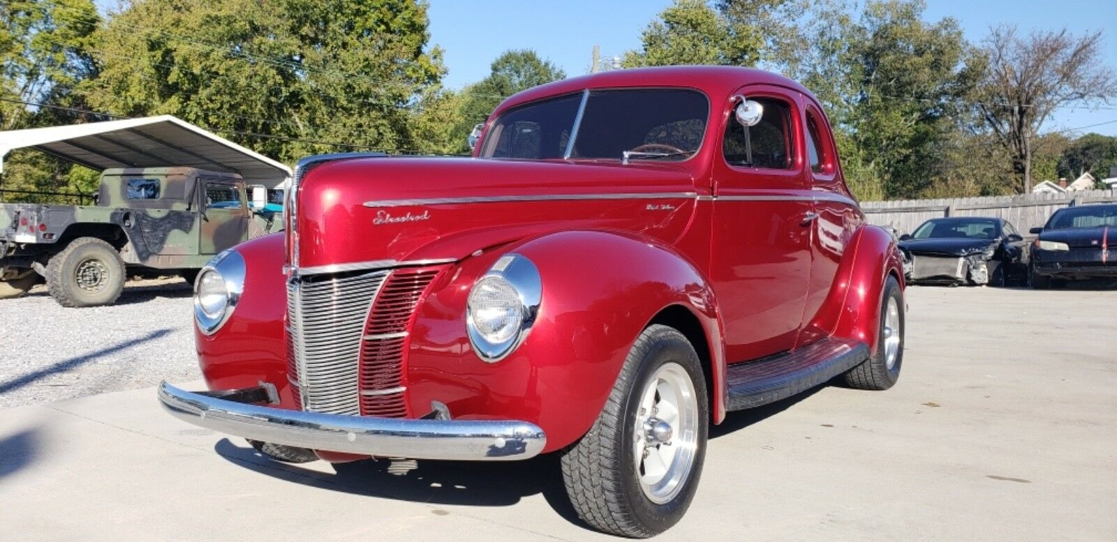 Ford Deluxe 1940 $23900.00 incacar.com
