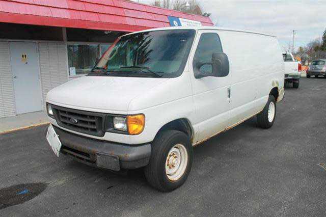 Ford E-250 2007 $2995.00 incacar.com