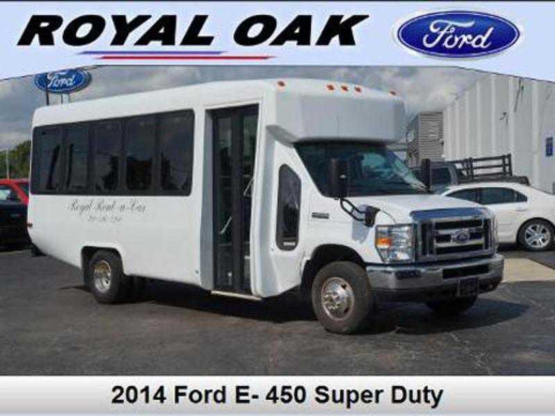 Ford E-450 2014 $39000.00 incacar.com