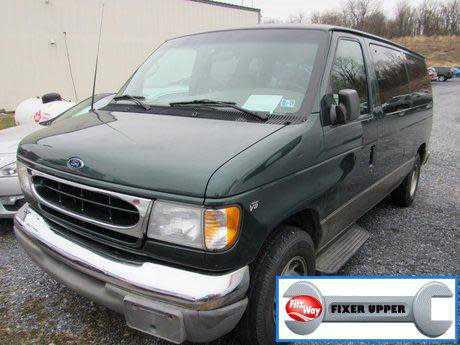 Ford E-Series 2001 $2488.00 incacar.com