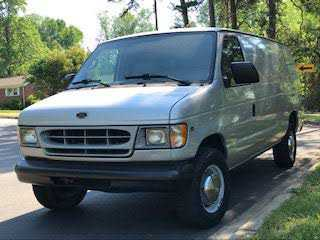 Ford E-Series 2002 $5000.00 incacar.com