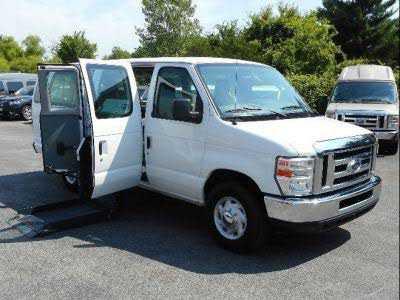 Ford E-Series 2009 $27490.00 incacar.com