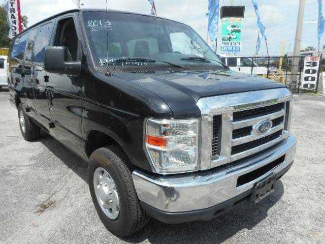 Ford E-Series 2013 $10900.00 incacar.com