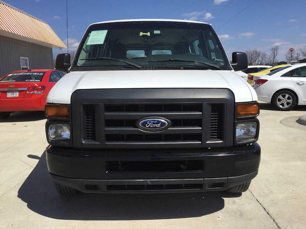 Ford E-Series 2014 $7990.00 incacar.com