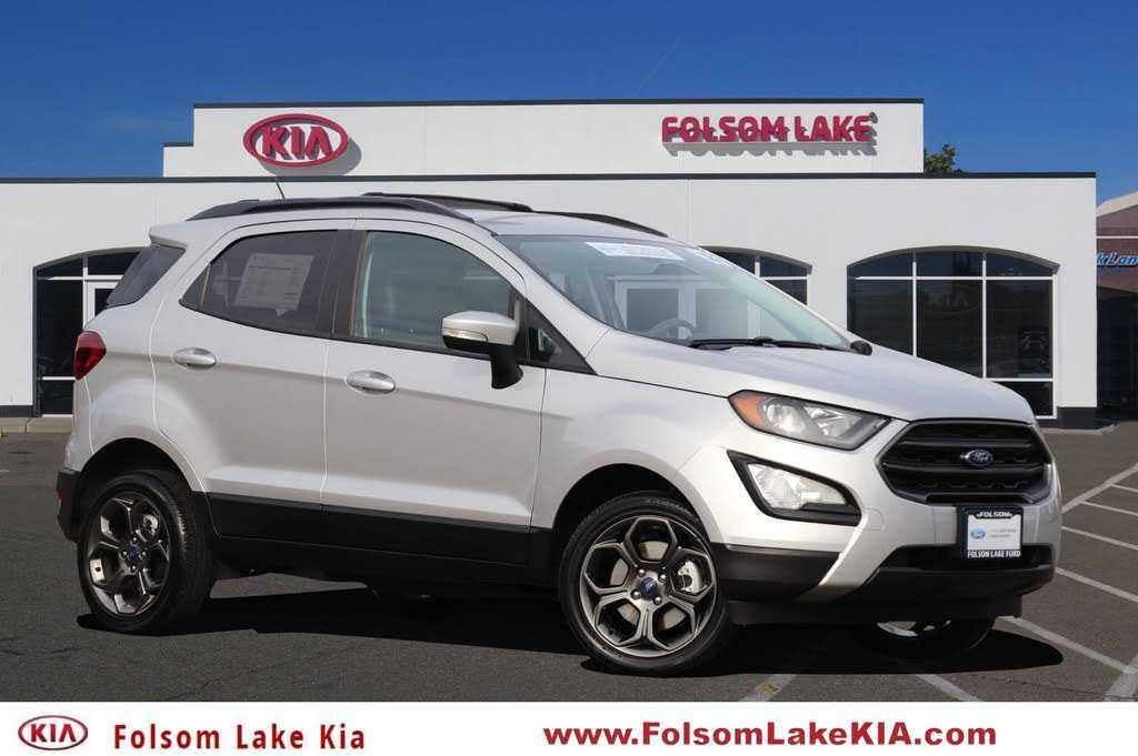 Ford EcoSport 2018 $21991.00 incacar.com