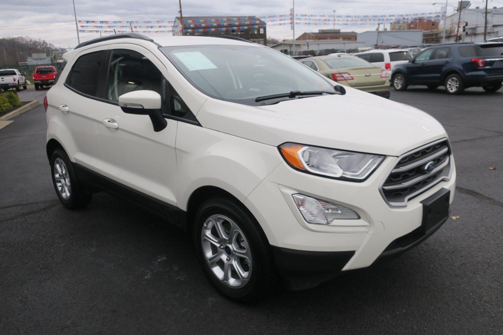 Ford EcoSport 2018 $23595.00 incacar.com