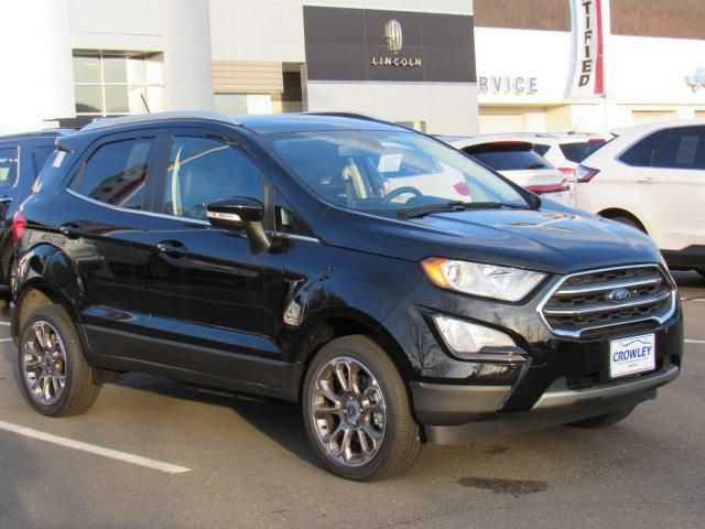 Ford EcoSport 2018 $284311.00 incacar.com