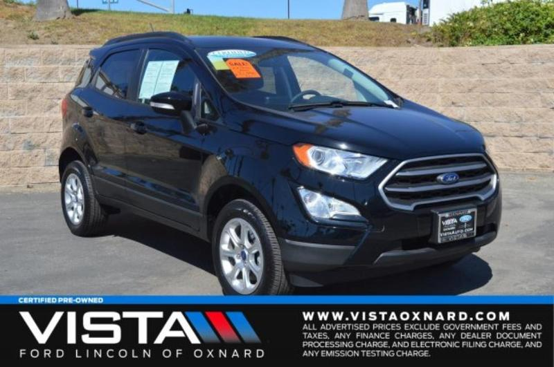 Ford EcoSport 2018 $21995.00 incacar.com