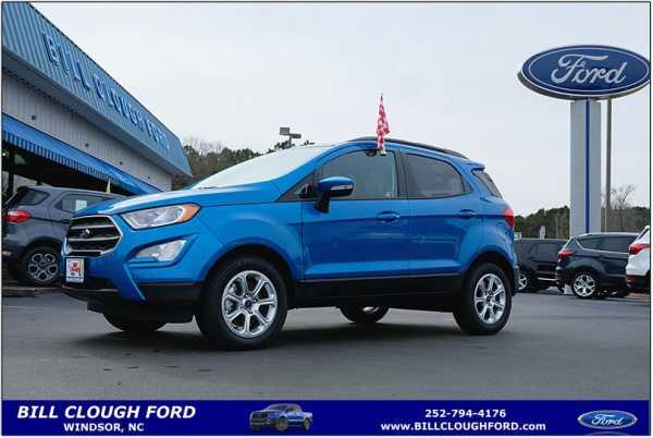 Ford EcoSport 2018 $24500.00 incacar.com