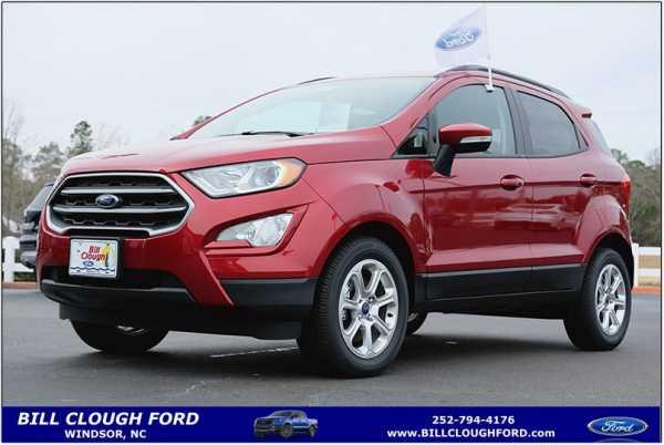 Ford EcoSport 2018 $23195.00 incacar.com
