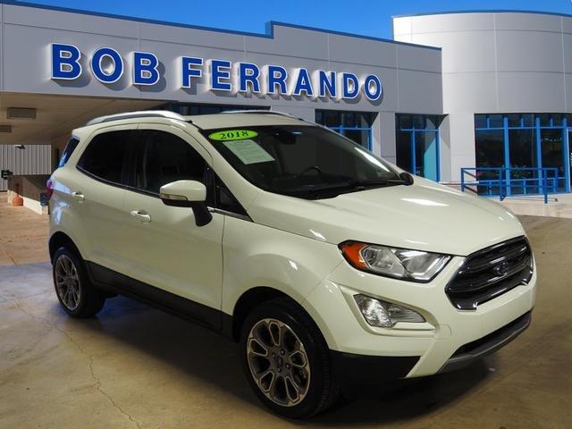 Ford EcoSport 2018 $22999.00 incacar.com