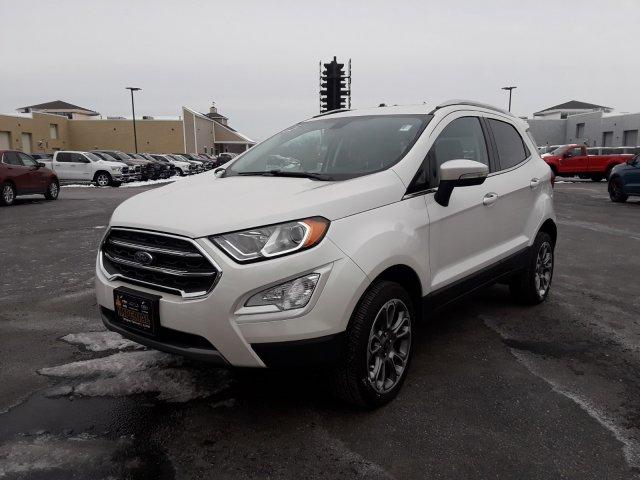 Ford EcoSport 2018 $23855.00 incacar.com