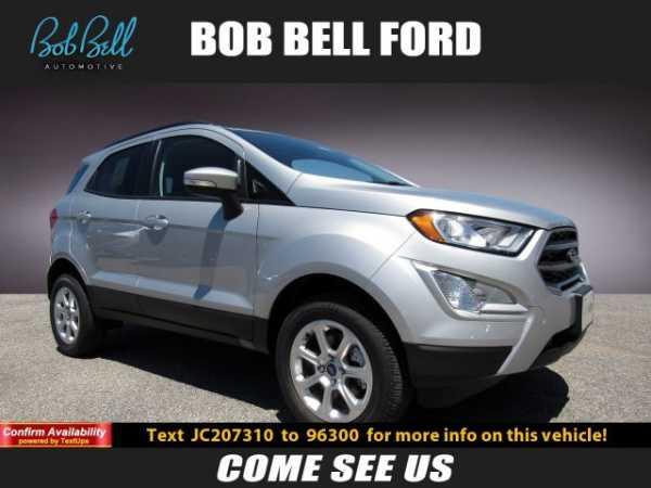 Ford EcoSport 2018 $18944.00 incacar.com