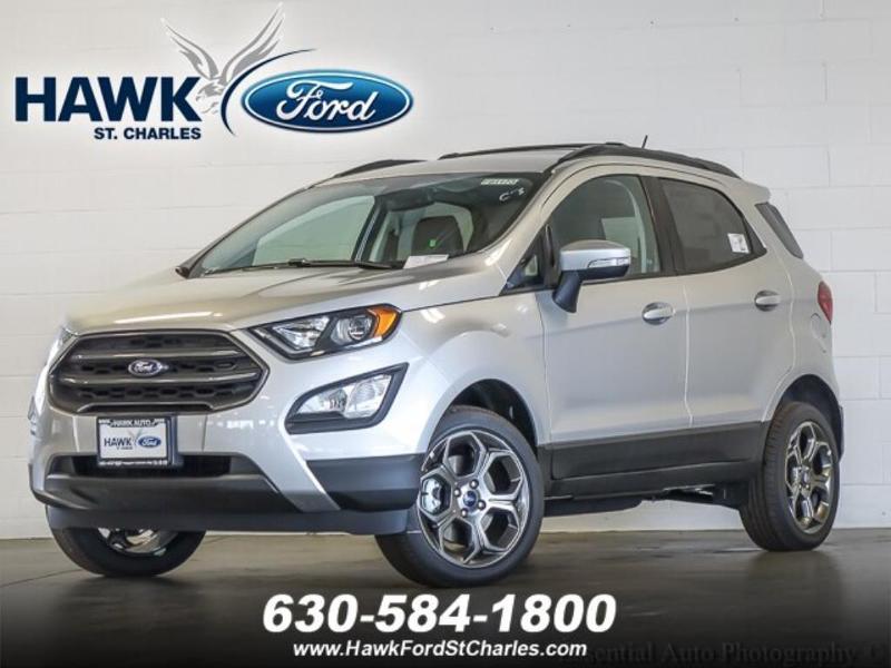 Ford EcoSport 2018 $28375.00 incacar.com