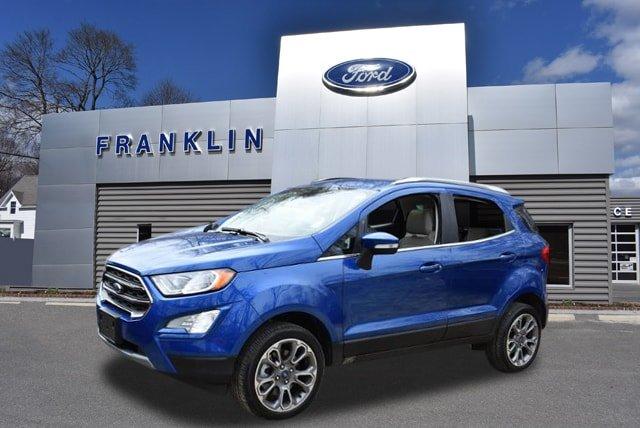 Ford EcoSport 2018 $19847.00 incacar.com