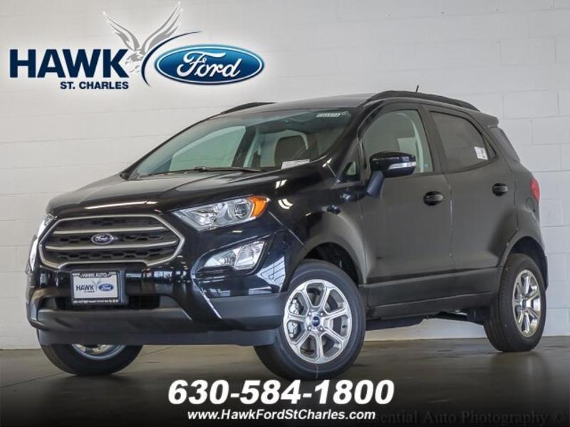 Ford EcoSport 2018 $27290.00 incacar.com