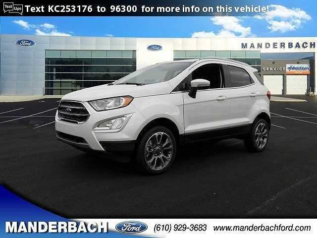 Ford EcoSport 2019 $28516.00 incacar.com
