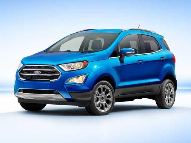 Ford EcoSport 2019 $22745.00 incacar.com