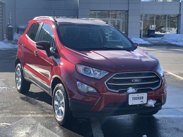 Ford EcoSport 2019 $24627.00 incacar.com
