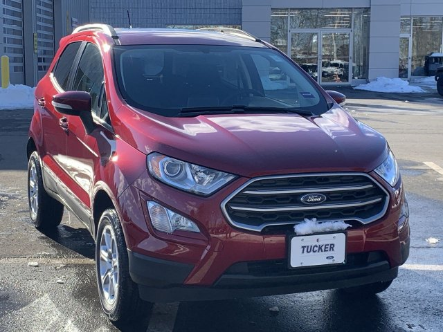 Ford EcoSport 2019 $25857.00 incacar.com