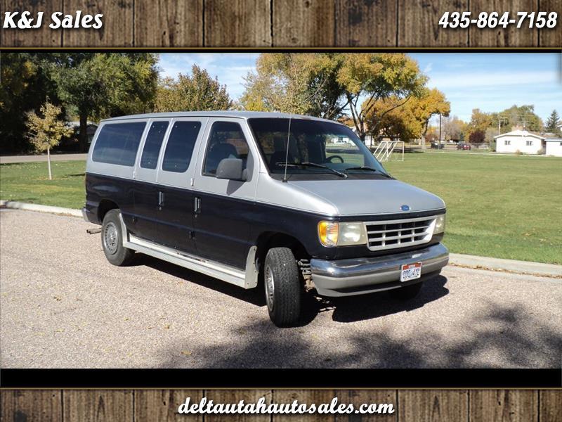 Ford Econoline 1994 $4550.00 incacar.com