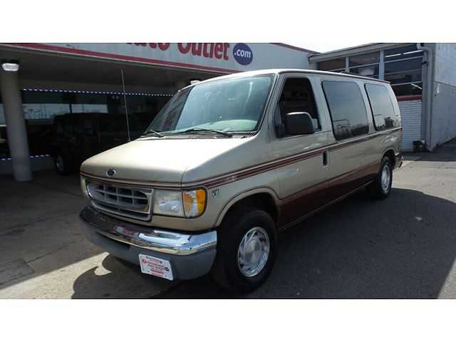 used Ford Econoline 1999 vin: 1FDRE14L7XHA74607
