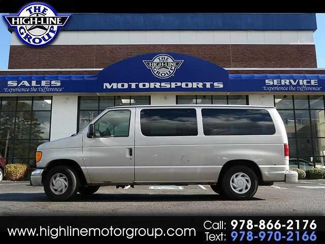 Ford Econoline 2003 $4991.00 incacar.com