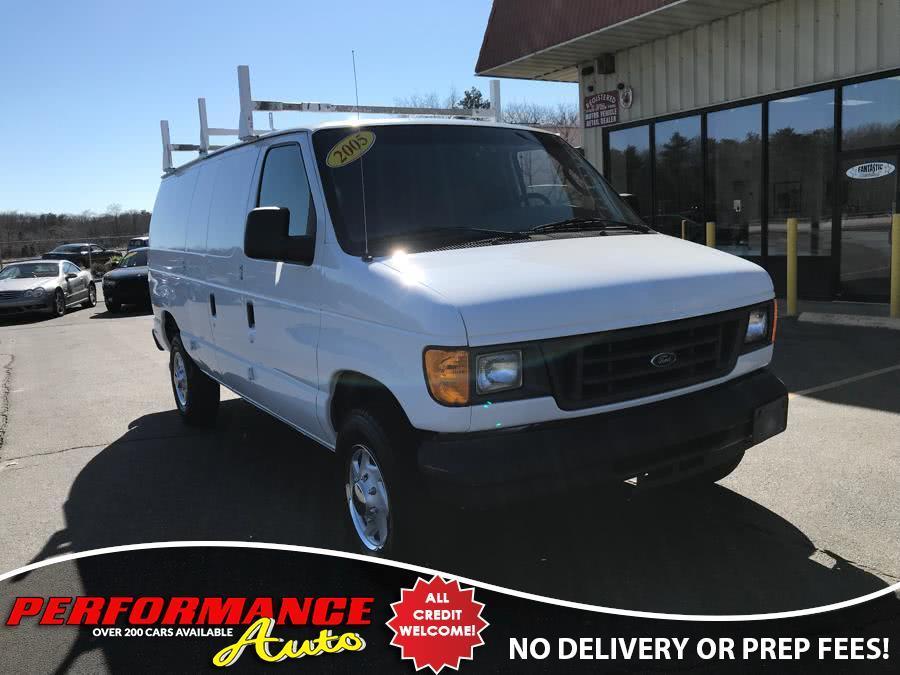 Ford Econoline 2005 $10994.00 incacar.com